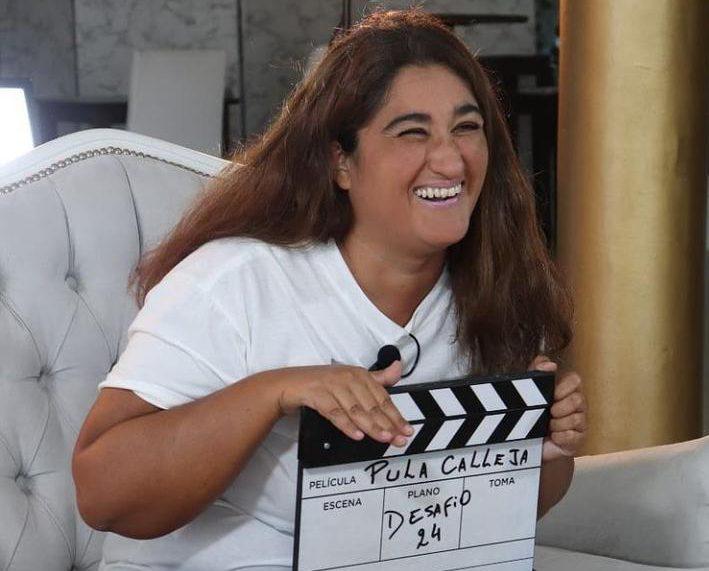 """Pula Calleja: """"Desafío 24 va a ser un antes y un después para la TV marplatense"""""""