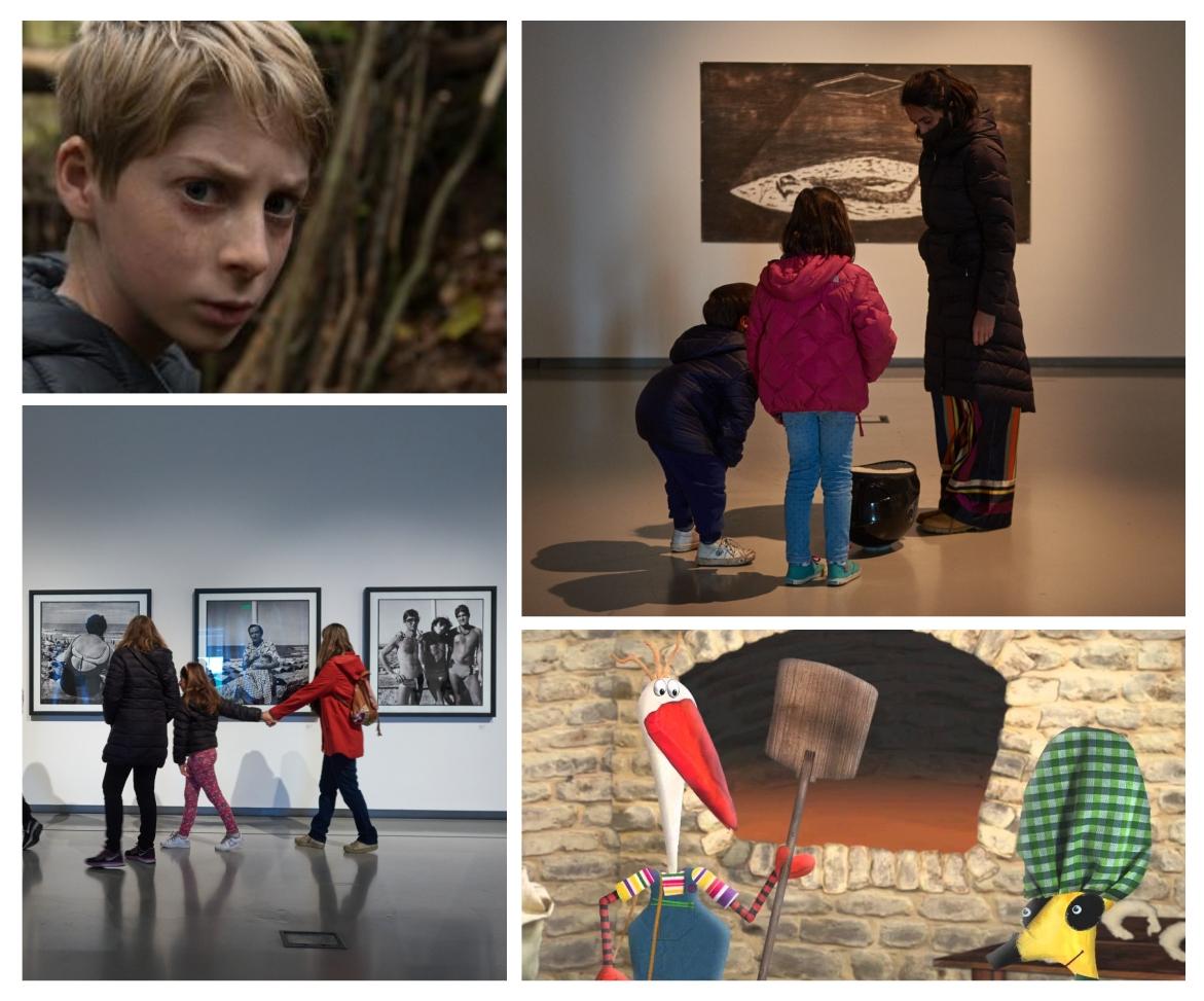 Festival de cortos, muestras y cine europeo en el Museo MAR